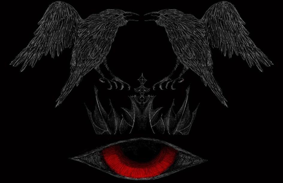 Ojo de cuervo, emblema Euron Greyjoy. Ojo de Sangre