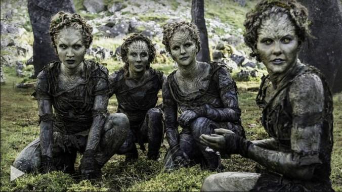 Hijos del bosque en Juego de Tronos