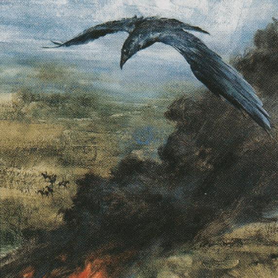 Cuervo de tres ojos