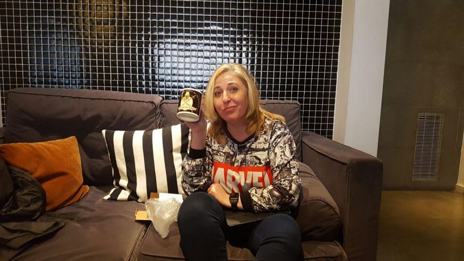 Cristina Macía
