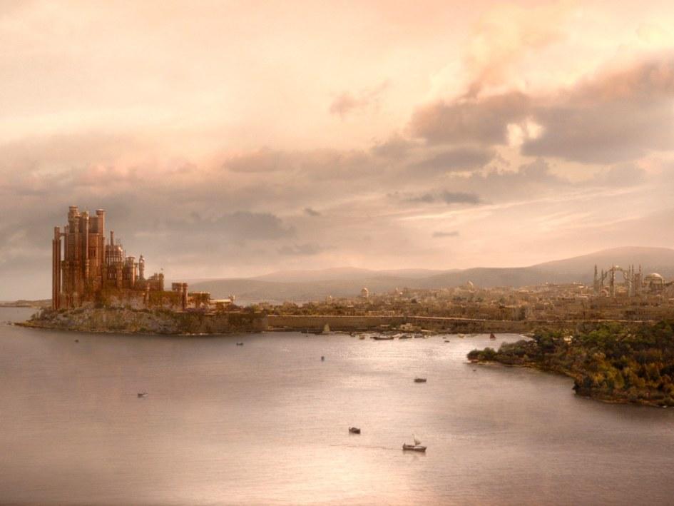 Desembarco del Rey, HBO
