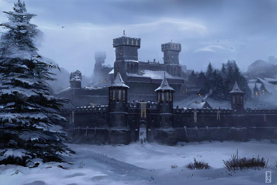 Castillo de Invernalia