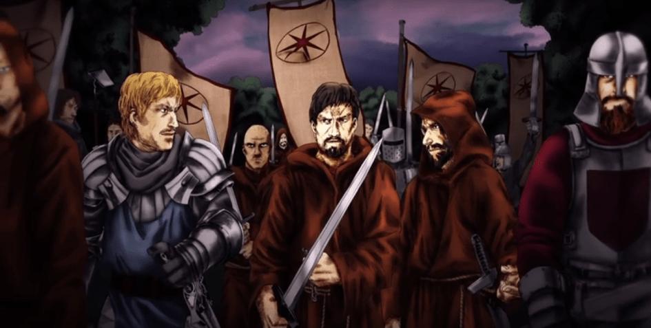 La rebelión de la fe militante