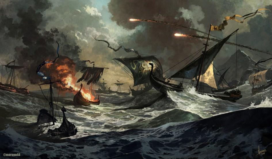 Batalla de Isla Bella por Tomasz_Jedruzek©