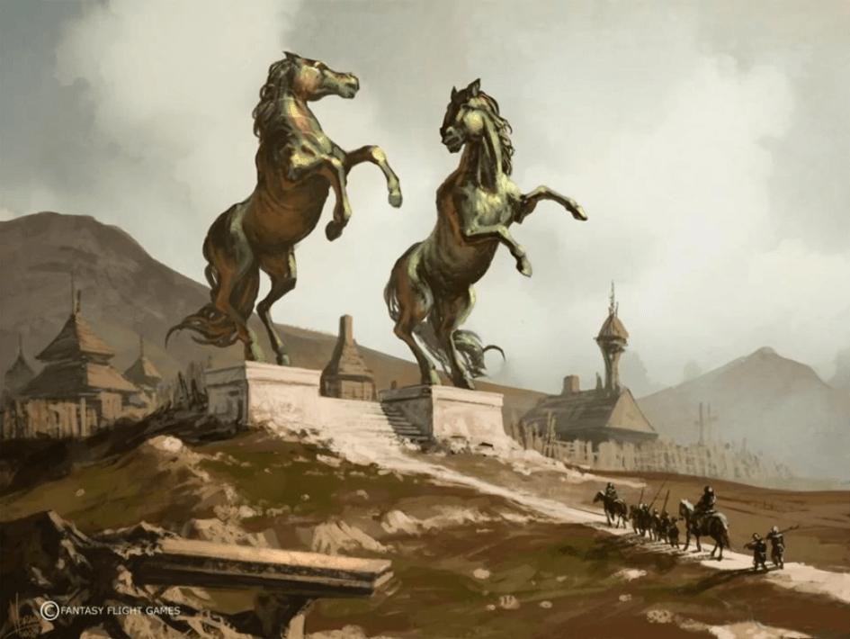 Vaes Dothrak por Tomasz_Jedruzek