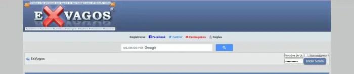 Web Exvagos