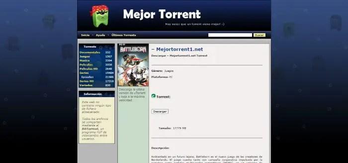 MejorTorrent1