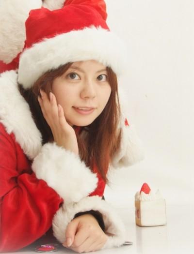LINE クリスマス・サンタのスタンプは仮装し自撮りで友だちとの差別化