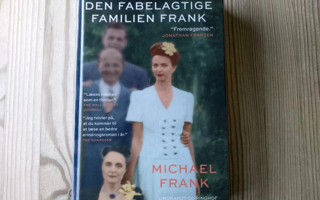 Michael Frank: Den fabelagtige familien Frank