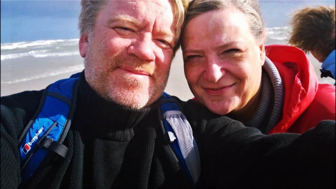 Charlotte og Jan Erik