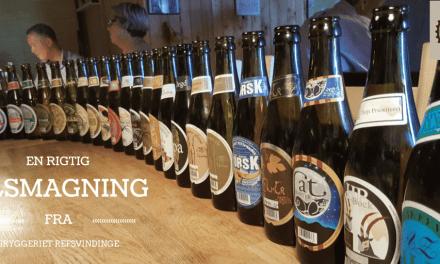 Bryggeriet Refsvindinge – Det Gæstfrie Bryggeri