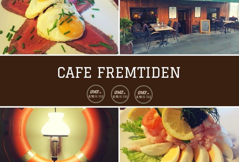 Cafe Fremtiden – 3 ømf'er