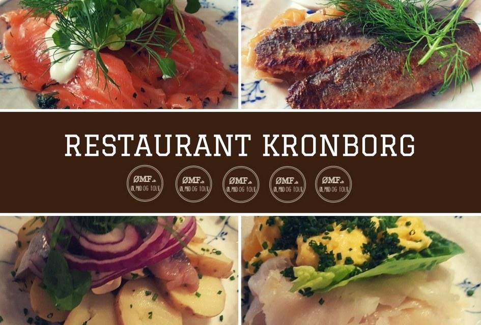 Restaurant Kronborg – 5 ømf'er