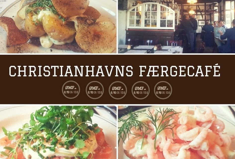 Christianhavns Færgecafé – 5 ømf'er