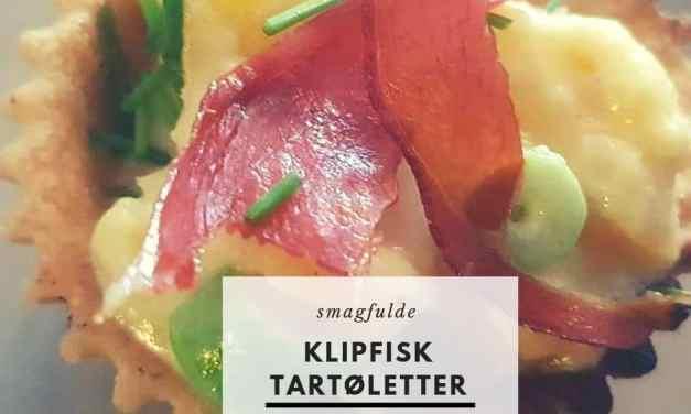 Klipfisk tartØLetter