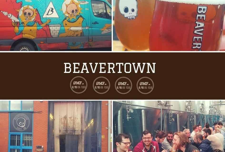 Beavertown Brewery 4 Ømf'er