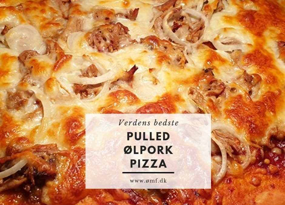 Pulled Ølpork Pizza – PØPP