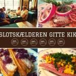 Slotskælderen hos Gitte KIK – 6 ømf'er