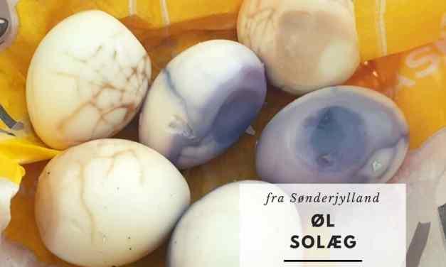 Øl Solæg fra Sønderjylland