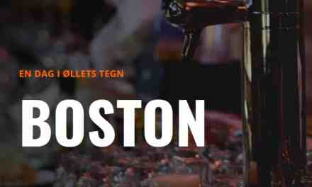 En dag i øllets tegn i Boston
