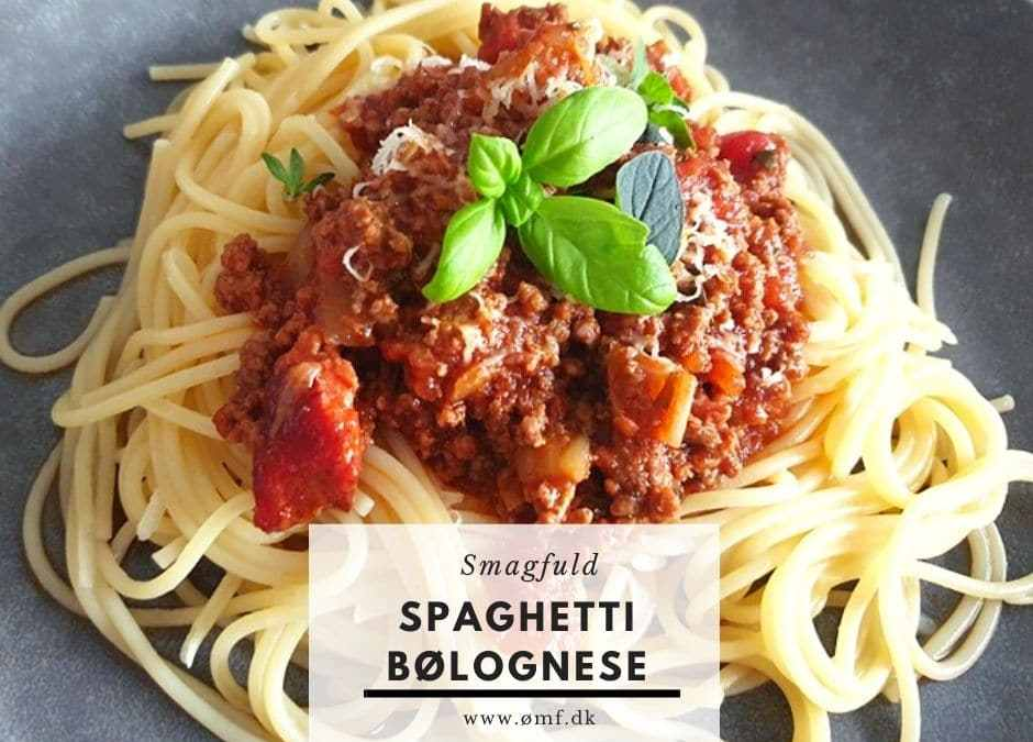 Spaghetti bØLognese