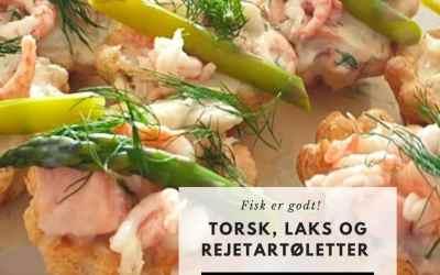 Torsk, Laks og RejeTartØLetter