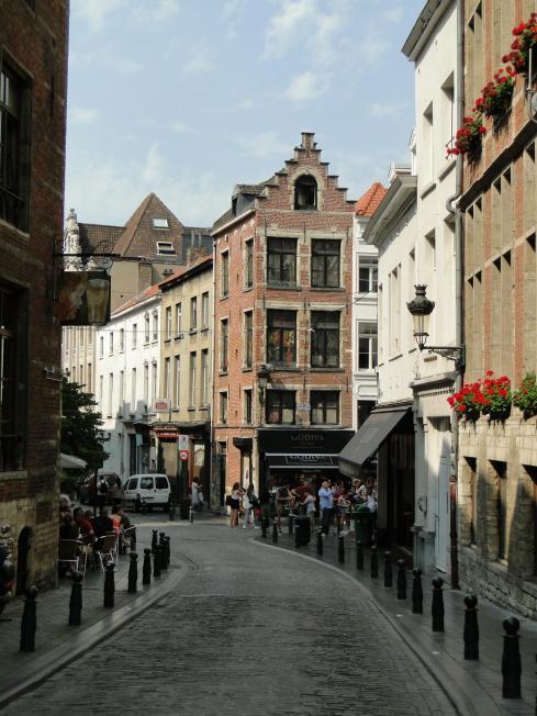 Zwiedzanie Brukseli - Stare Miasto
