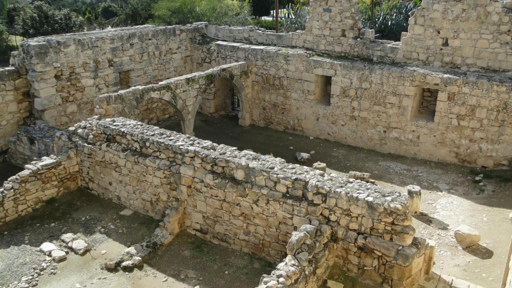 Co warto zobaczyć w Limassol? - zamek Kolossi