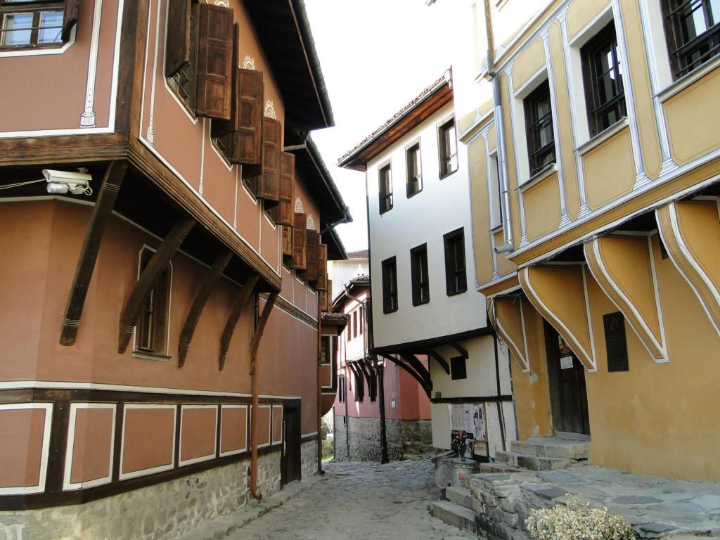 Stare Miasto w Płowdiwie