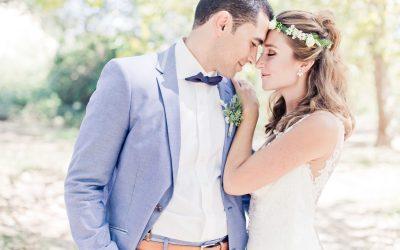 """Marion et Ateick un mariage """"nature"""""""