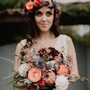 Audrey VKB Fleuriste, Montpellier, Bouquet de mariée, Boutonnières, décorations florales