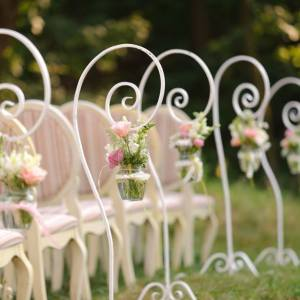 location de bougeoirs, mariage, mobiliers mariage
