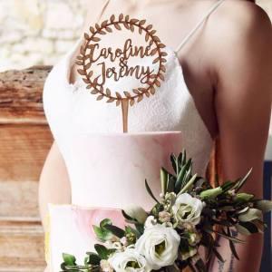 Intuitions Gourmandes, Gâteaux de mariage dans le Gard