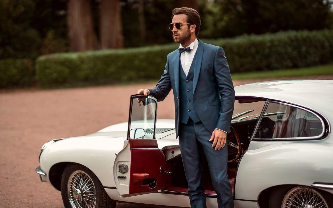 Pour votre mariage découvrez la gamme de costumes pour homme Camilliano