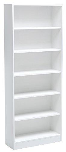 INFINIKIT Haven Bücherregal, breit - Weiß