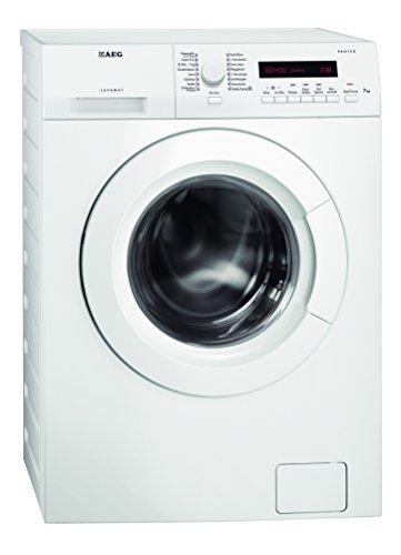 AEG L72475FL Waschmaschine Frontlader / A+++ / 1400 UpM / 7 kg / Weiß