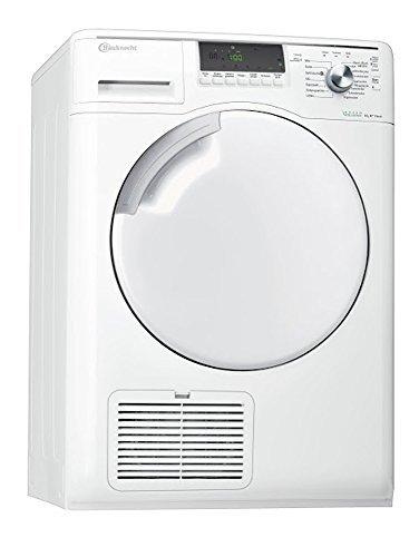 Bauknecht TK EVO 74A++ Wärmepumpentrockner/A++/7 kg/Weiß/UltimateCare/Schontrommel/Fertig In - Option/E8 display/Reversierende Trommel