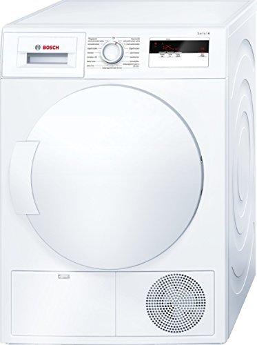 Bosch WTH83000 Series 4 Wärmepumpentrockner/A+/233,0 kWh/Jahr/7 kg/weiß/Easyclean-Filter