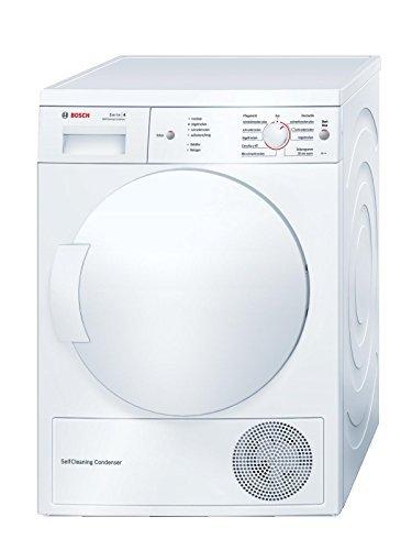 Bosch WTW84162 Wärmepumpentrockner/A ++/7 kg/Weiß/ActiveAir Technology/SelfCleaning Condenser