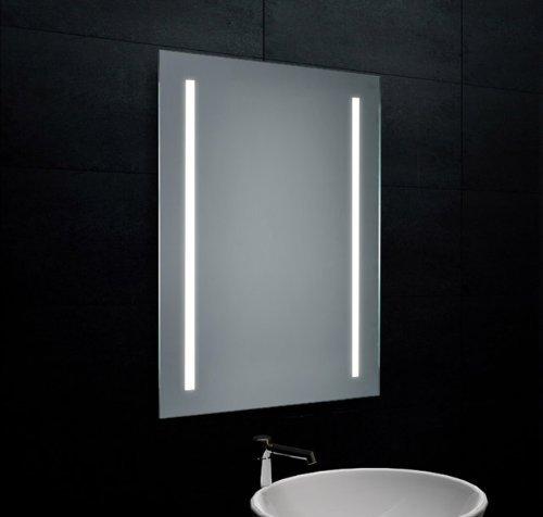 Lux-aqua Design Wand / Lichtspiegel Badezimmerspiegel LED Beleuchtung MF6812L