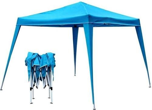 D&S Vertriebs GmbH Royal Blau Klapp Falt Pavillion Pavillon Gartenzelt Zelt