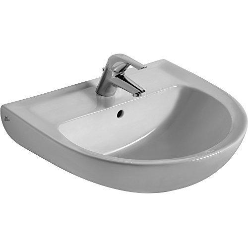 Ideal Standard Waschtisch Palaos   Waschbecken   60 cm   weiß