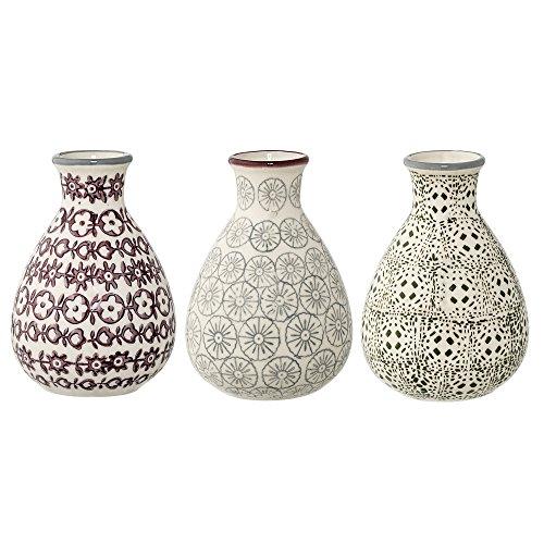 Bloomingville Vasen Karine 3er Set