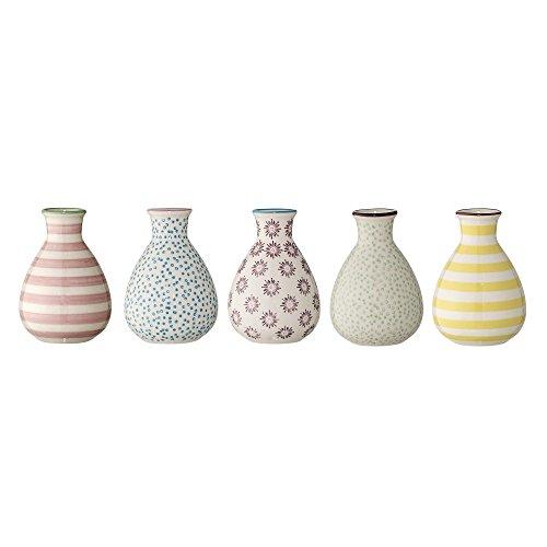 Bloomingville Vasen Patrizia 5er Set