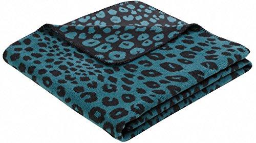 bocasa by biederlack Biederlack Orion Decke/Überwurf aus Baumwolle 150x 200cm, mehrfarbig