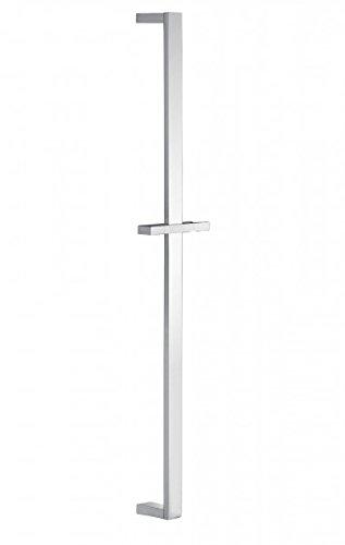 Unbekannt Hochwertige Duschstange Brausestange DS01 - quadratisches Design