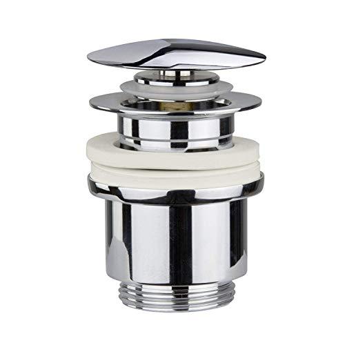 VARIOSAN Universal Ablaufgarnitur POP UP Ventil für Waschtisch/Waschbecken