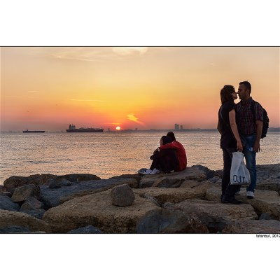Liebe in Istanbul