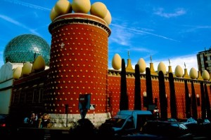 Spanien Costa Brava Figueres Dali-Museum
