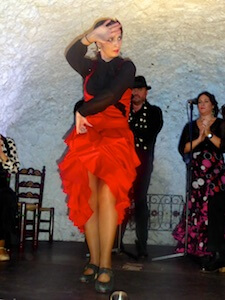 Flamencotaenzerin 2 2015-11-07 Foto Elke Backert